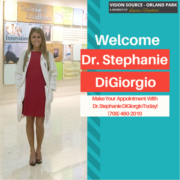 Dr. Stephanie DiGiorgio, Optometrist 60462, Orland Park